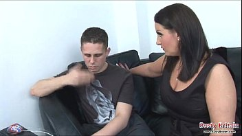 dani amour teaches nurd how to fuck