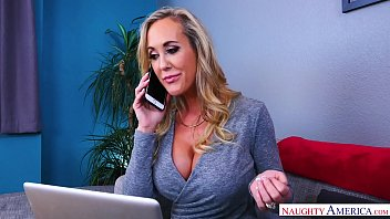 Naughty America - Find Your Fantasy Brandi Love fucking on couch