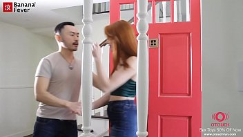 Two Asian Guys Masseur Give Hot Ginger Double Happy Ending Massage and Double Holes Penetration - BananaFever & OTOUCH