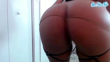 Camsoda - Rose Monroe big Booty Latina Twerking and Masturbating thumbnail