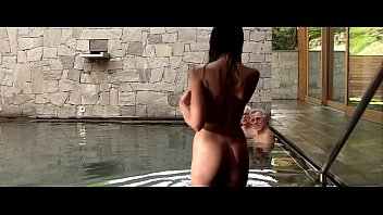 celeb actress Carole Laure naked & romantic movie scenes