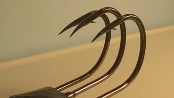 3 vicious hooks for cock