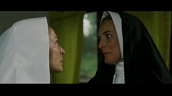 Blonde innocent nun needs forgiveness from older sister