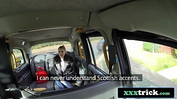 Busty Scottish Babe Georgie Lyall Fucked On Back Seat Of Taxi