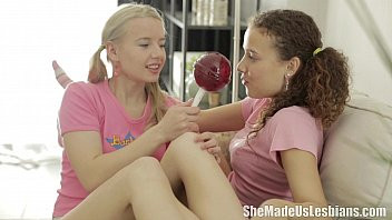 She Made Us Lesbians - Vasilisa loved the lollipops