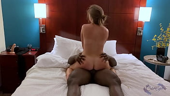 CoverHotwife Sarah riding BBC to multiple orgasms in front of cuck