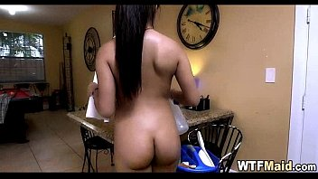 Maid Looking to Make Some Extra Cash 008