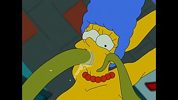 Marge simpson animated porn