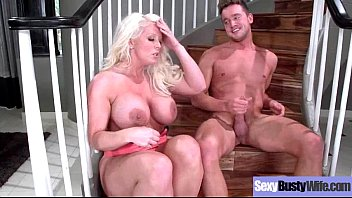 Hardcore Sex Tape With Round Big Juggs Mommy (Alura Jenson) video-03 Thumb