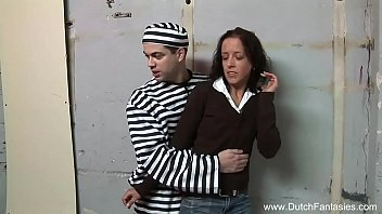 Dutch Prisoner Breakout Sex