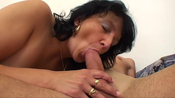 Cougar -  Young dick old pussy
