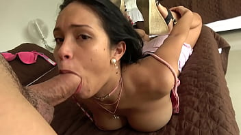 Sloppy head from Mexican amateur