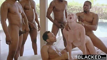 BLACKED Gang Bang Kendra