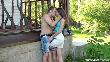 Darle getting fucked Beauty teen evelina getting pounded outdoors