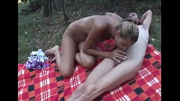 Divine blonde Kitty Jane with great natural tits riding a big dick