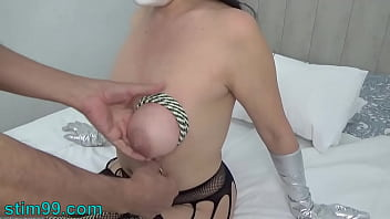 Extreme German Bdsm Needles Inner Pussy Cervix And Tits
