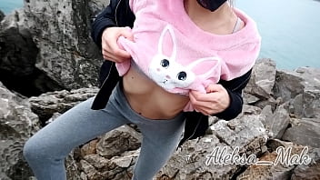 Streaming Video Schoolgirl Shows Small Tits Outdoor - XLXX.video