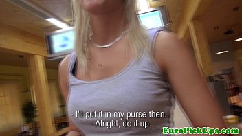 Picked up teen gives bj and shows body  #26086