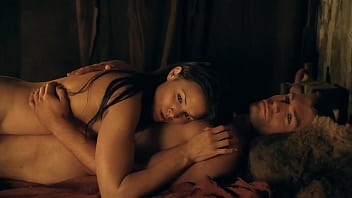 Katrina Law - Embraces a man during sexual intercourse - (uploaded by celebeclipse.com)