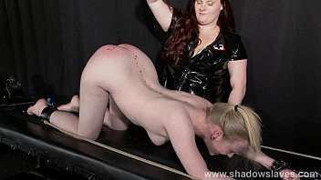 Extreem lesbian bdsm - Satine sparks lesbian foot fetish and hot waxing bdsm of blonde submissive babe