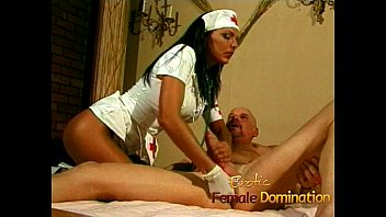 Vintage hardy fly rod Naughty stallion has his gaping asshole fingered and fucked by a nurse