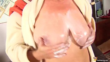 busty 72 years old mom first fisting lesson thumbnail