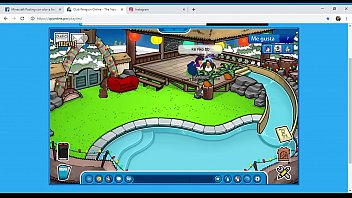Penguin videosfree porno videos Perra bastarda culea en club penguin