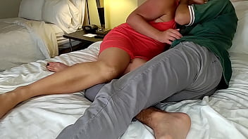 Husband shares wife with BWC stranger - Becky Tailorxxx