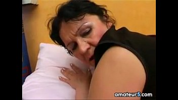 Chubby Mature Russian With Her Son In Law