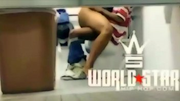 Worlds best bottom contest Welcome 2 world star. thot fucking her best friends man in mall bathroom smh