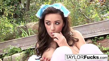 Nude taylor lautner Taylor vixen plays with her amazing tits and pussy