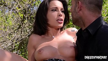 Nikita Bellucci Has the Fuck of Her Life Outdoors