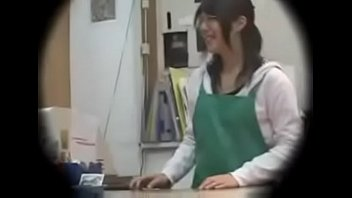 Japanese Bookstore Clerk Violated During Work
