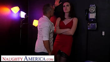 CoverNaughty America - Freya Parker cheats on husband with old strip club boss