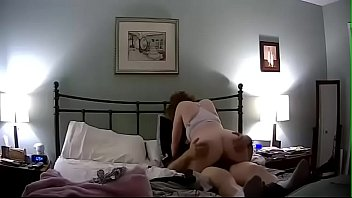 Horny Homemade College Teen Sucks and Fucks