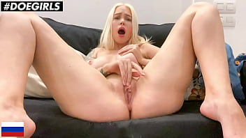 DOEGIRLS - Arteya - Sexy Russian Plays With Pussy On Cam During The Pandemic