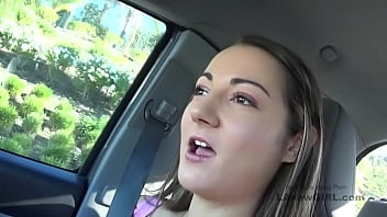 Horny Babe wants soo much to get fucked at audition