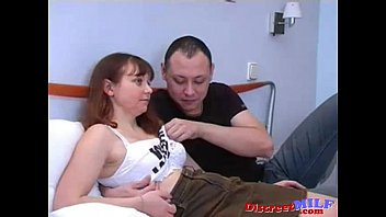 Russian mom and younger Russian lover 17