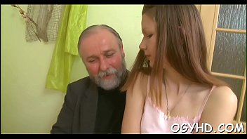 Legal age teenager gives a blow to an old boy 5 min