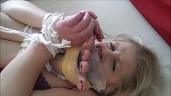 Bondage anal gallery wmv Whitney morgan shauna ryanne are gagged and feet tied to face.wmv