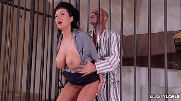 Busty bittorrent Busty prison guard patty michova rides a hard cock