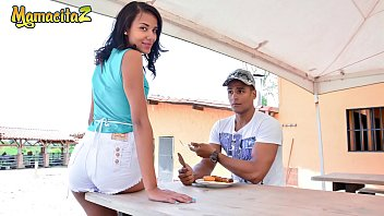 Hardcore rizla logo Mamacitaz - hot latina teen dayana cruz rides hard cock right after lunch