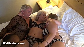 Mature lesbian voyeur girls fingering and pussy pleasuring on spycam with milf b