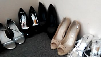 Khloe Cream's Arches high heels shoes collection (make a request)