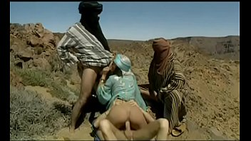 Middle tennessee orgy Mafalda and the bedouins ganbanged in the desert