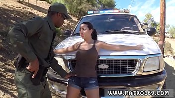 Julia bond sex police Latina Babe Fucked By the Law