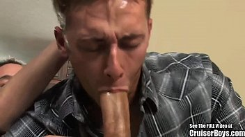 Gay cruiser Two college buddies blow and butt fuck