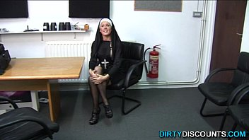 Streaming Video Real brit nun punishing hard cock - XLXX.video