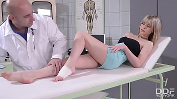 Doctors sexy xxx pics Doc fucks patient bianka brills sexy feet after banging her tight pussy