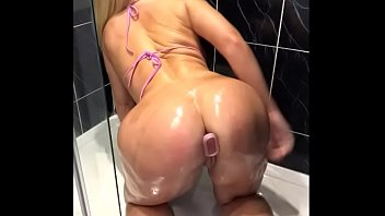 Sophie James - Dirty Shower Play - TheSophieJames.com thumbnail